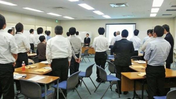 朝日新聞研修